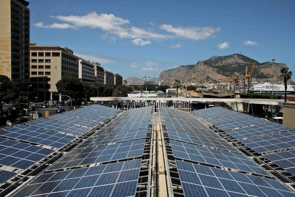 Inverter Power-One per un impianto fotovoltaico a Palermo