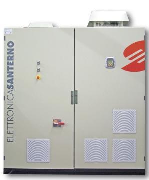 SUNWAY TG 600: inverter solare per applicazione trifase