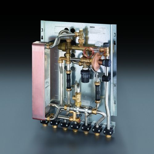 Regudis W, modulo per la gestione del riscaldamento centralizzato