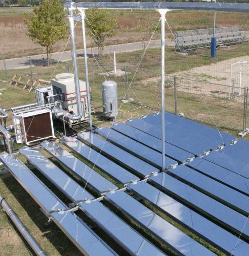 Impianto solare innovativo al CUS di Pisa
