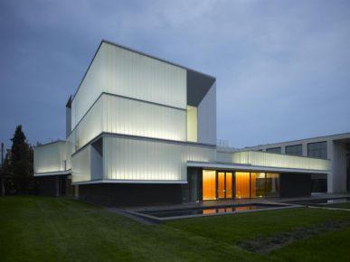 """Domus Technica esposta alla mostra """"Architetture del Made in Italy"""" ad Abu Dhabi"""