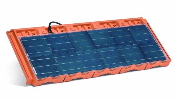 Integrazione architettonica dei tetti a falda con il sistema fotovoltaico Penta
