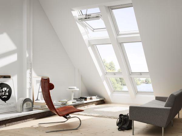 Nuova Generazione di finestre per tetti VELUX