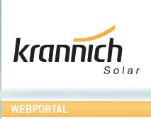 Krannich Solar WebPortal