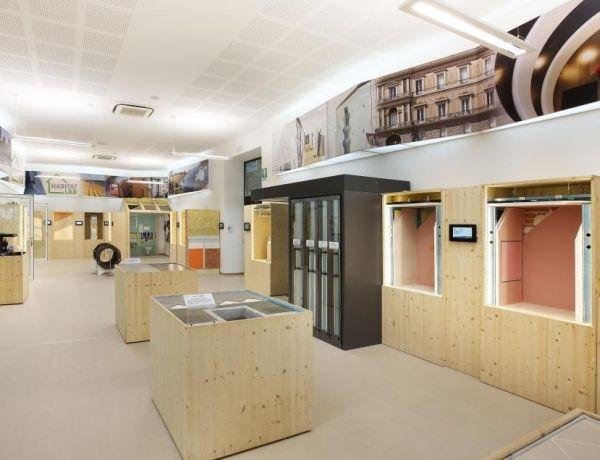 Lo showroom Habitat Lab