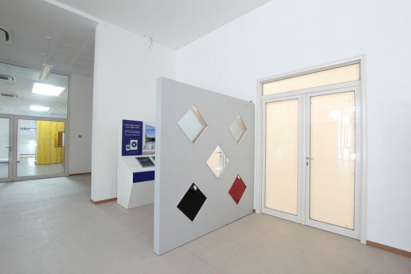 showroom Habitat Lab