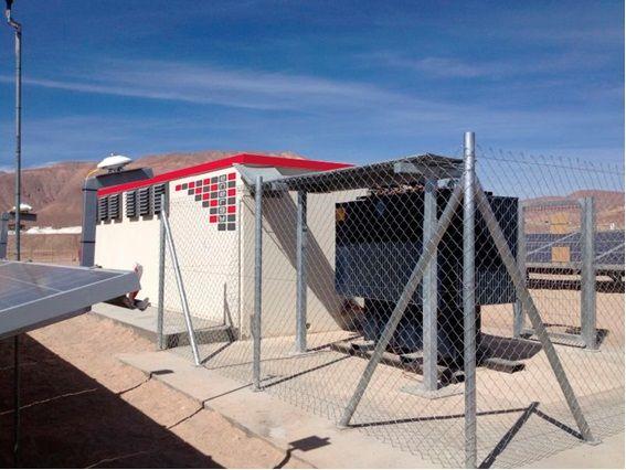 Inverter fotovoltaici Ingeteam per un impianto di 94MW  in Cile