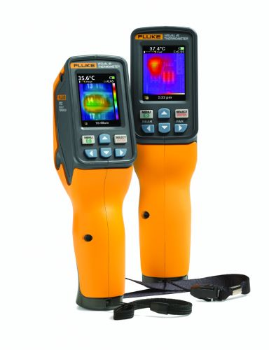 Termometro a infrarossi con schermo