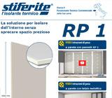 RP 1 per isolare dall'interno senza sprecare spazio prezioso 23