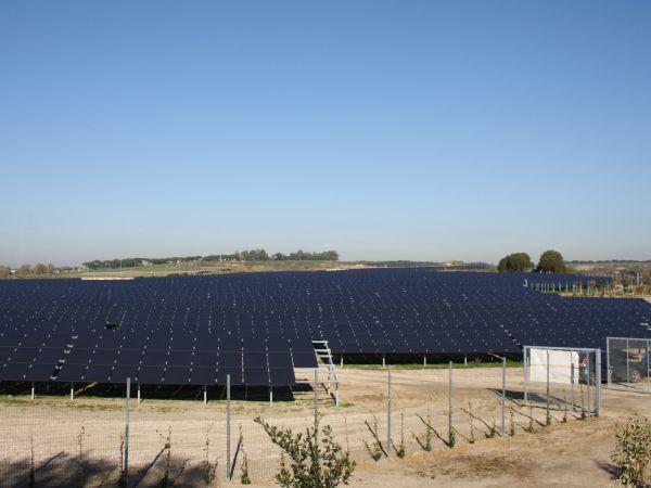 Inverter Aros per l'impianto da 9MW a Fiumicino