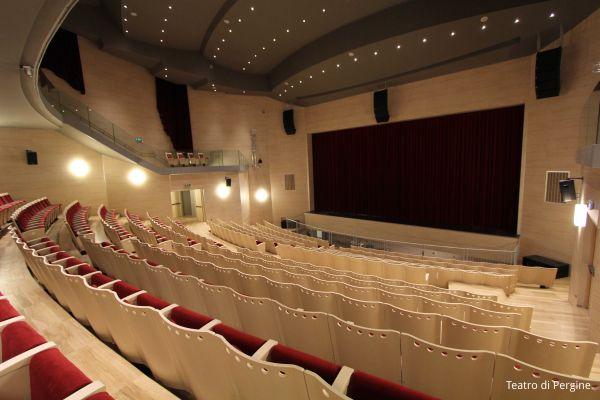 Nuovo Teatro Comunale di Pergine Valsugana ha vinto il Premio KNX per la Pubblica Amministrazione