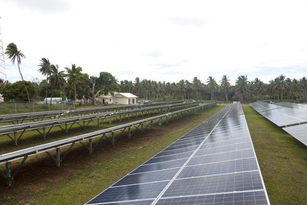 Nel Regno di Tonga un sistema ibrido fotovoltaico – diesel firmato SMA