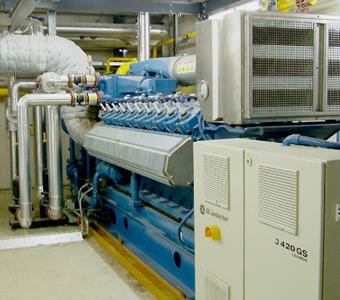Cogeneratore a motore endotermico: componenti e caratteristiche