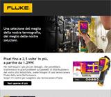 Fluke: 5 motivi per scegliere una termocamera Fluke 6