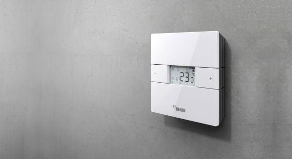 REHAU – Nuovi sistemi di regolazione e ventilazione meccanica