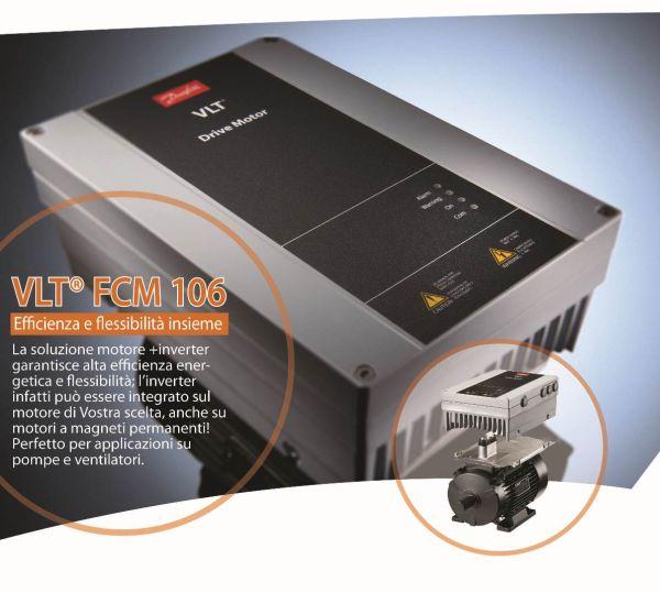 DANFOSS VLT Drives – VLT®DriveMotor FCM 106