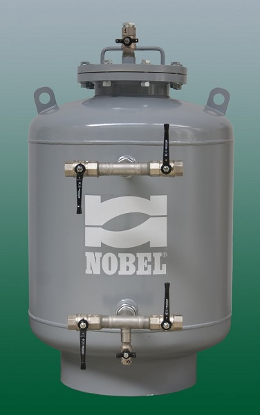 NOBEL – Filtri per impianti di riscaldamento