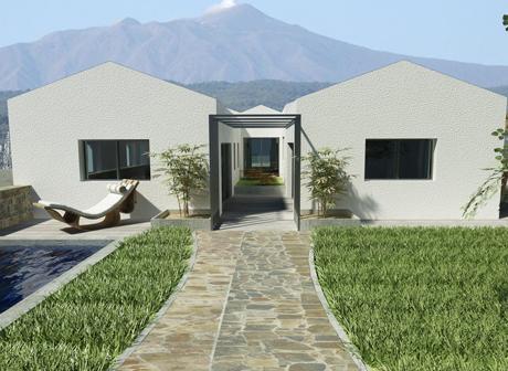 Villa unifamiliare a Mascalucia 1