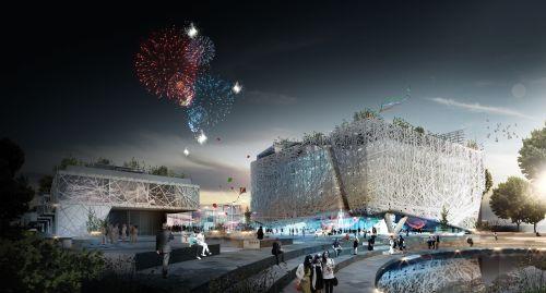 PALAZZO ITALIA, la casa di Expo 2015 1