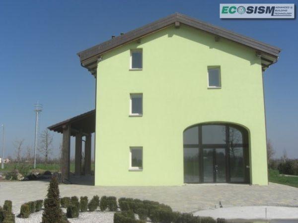 Ecosism firma un'abitazione a 'Energia quasi 0' in Emilia