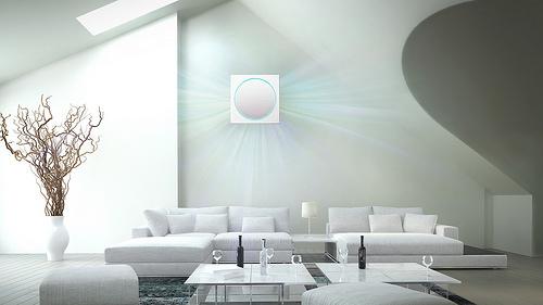 ARTCOOL Stylist, climatizzazione e illuminazione