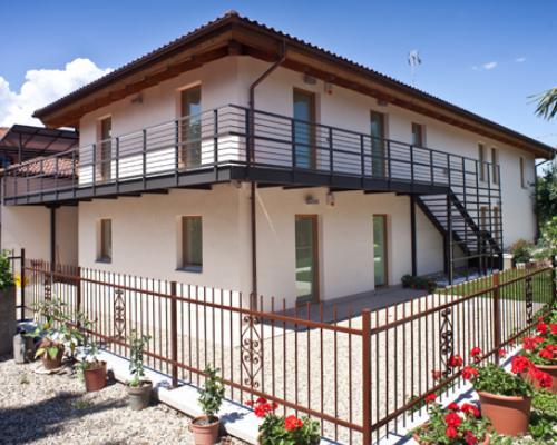 Edificio residenziale in Classe A+ 1