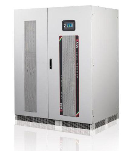 66 inverter Aros Sirio K533 HV-MT per due installazioni in Inghilterra