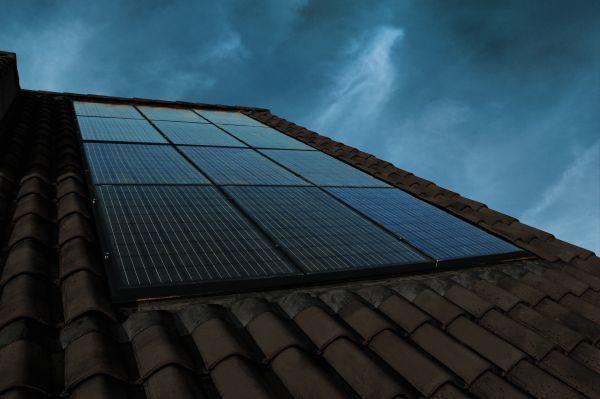 Sistema fotovoltaico per l'integrazione architettonica SOLON SOLskin