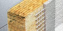 RÖFIX SPEED 040: Pannello isolante in lana di roccia lamellare