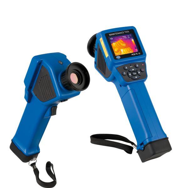Termocamera PCE-TC 31, ottime prestazioni in dimensioni ridotte