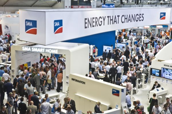 Le soluzioni innovative SMA a Intersolar Europe
