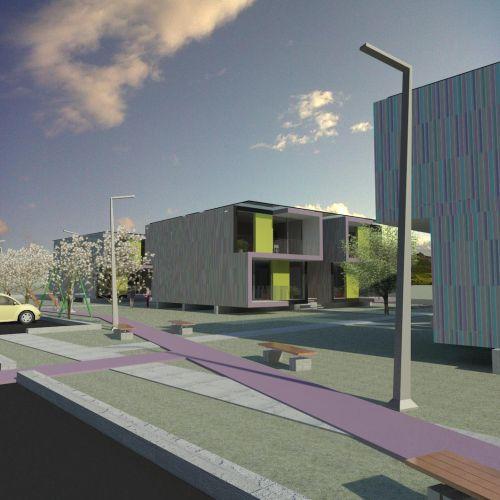 Eco Green Village + MILD HOME, una nuova soluzione per il social housing 1