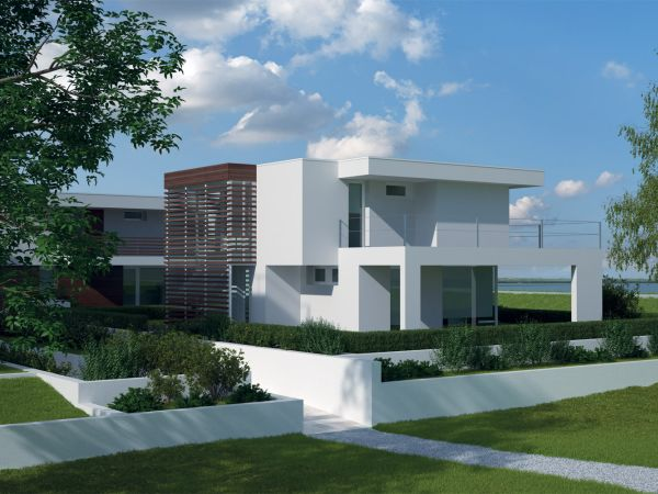 Soleis residence sostenibile vista mare