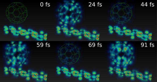 CNR Come avviene la onversione della luce in corrente in una cella fotovoltaica organica