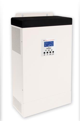 Inverter Off-Grid con accumulo funzione UPS