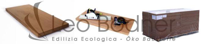THERM: pannello in fibra di legno naturale