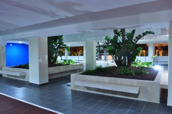 Complesso Solaria, giardino e spazio giochi per bambini