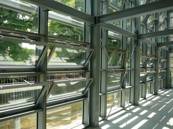 Riqualificazione sostenibile nell'ex caserma Colombaia