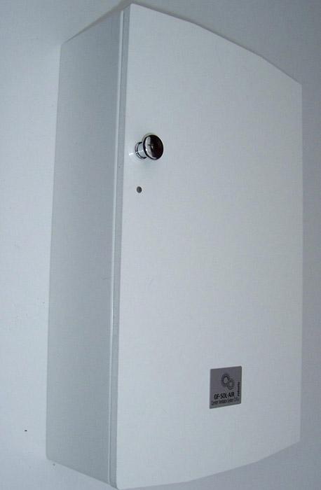 """Sistema di ventilazione controllata  """"ROBUSTO"""""""