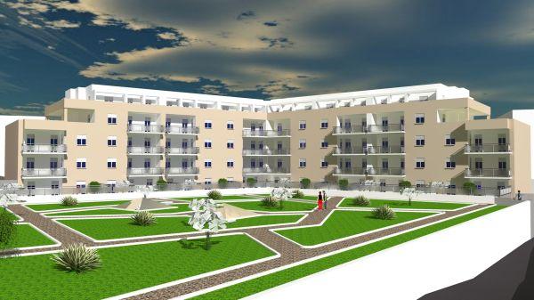 MonoBlok Energy per un progetto residenziale efficiente a Matera