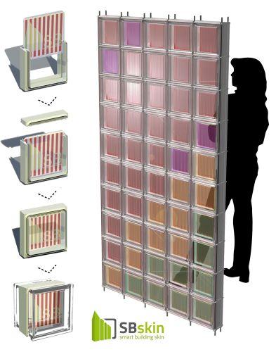 Vetromattone + celle fotovoltaiche per edifici super efficienti