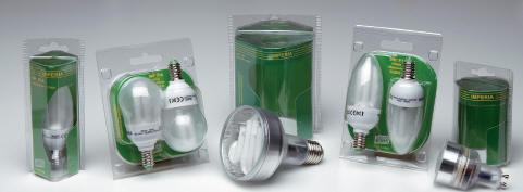 MEGAMAN lampade a risparmio energetico