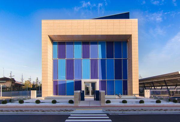 Classe energetica A per il nuovo quartier generale Oceano