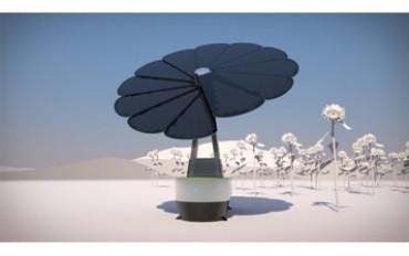 VP Solar inizia la distribuzione in Italia del sistema fotovoltaico smartflower™