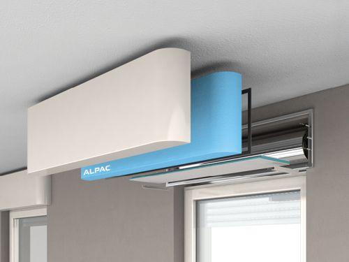 Prestazione isolante e perfetta tenuta all'aria con Alpac Presystem Mybox