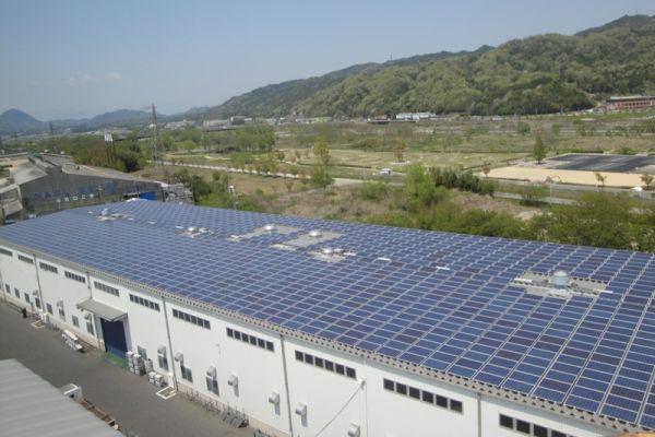 Impianto fotovoltaico di 418 kWp in Giappone