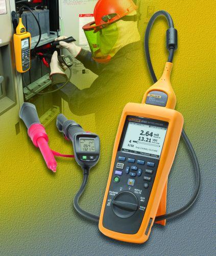 Nuovo tester per batterie Fluke BT521