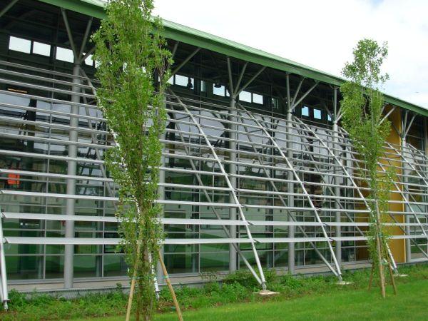 Per l'edilizia scolastica vetri termoisolanti e bassoemissivi
