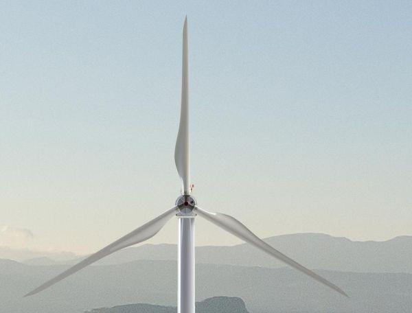 Nuova turbina eolica per il mercato italiano