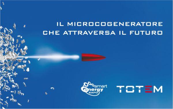 Nuovo microgeneratore ad alta efficienza Totem